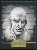 2008 Marvel Masterpieces 3 Trading Card #89 Vulture Mug Shot 1
