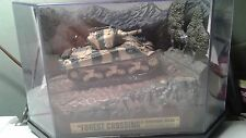 "Matchbox Collectibles 1/72 WWII US M4A3/105 SHERMAN TANK ""Forest Crossing"""