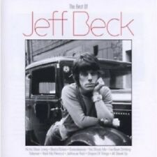 JEFF BECK - BEST OF - GREENSLEEVES TALLYMAN UVM CD 16 TRACKS BLUES/HARD ROCK NEU