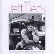 JEFF BECK - BEST OF - GREENSLEEVES TALLYMAN UVM CD 16 TRACKS BLUES/HARD ROCK NEU