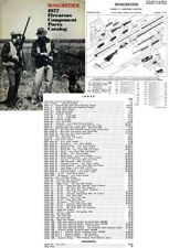 Winchester 1977 Component Parts Catalog