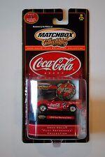1/64 MATCHBOX 1994 FORD MUSTANG COBRA COCA-COLA Coke Baseball COLLECTIBLE Car
