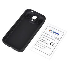 7600mah 3.8V Extended NFC Battery + Back Case Cover For Samsung Galaxy S4 i9500