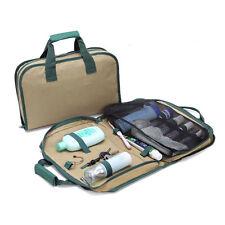 Men's Toiletry Bag Travel Wash Shower Organizer Hang Pouch Make Up Bag Case