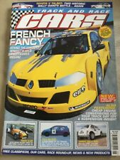 Track & Race Cars Magazine - May 2005 - Wild Spaceframed Megane