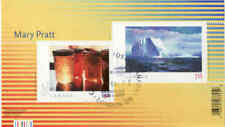 Canada 2007 Mary Pratt Souvenir Sheet Used