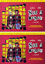 SID & NANCY 30TH ANNIVERSARY FILM POSTCARDS GARY OLDMAN CHLOE WEBB SEX PISTOLS