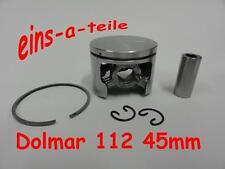 Kolben passend für Dolmar 112 45mm NEU Top Qualität