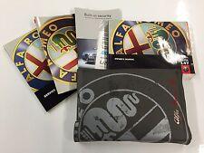 Alfa Romeo 147 owners manual book (2000 - 2004)