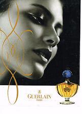 PUBLICITE ADVERTISING 074  1999  GUERLAIN les célèbres senteurs