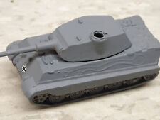 Roco Minitanks /  Pro Painted 1/87 WWII German King Tiger Early Type  Lot 76F