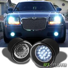 2005-2010 Chrysler 300C/2008-2009 Caliber Super White Full Led Bumper Fog Lights