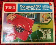 *New/Sealed* 1980 Toro Compact 50 Garden Hose Reel System Vintage - 51180