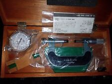 Mitutoyo 107-182 Micrometer With Dial Indicator 25-50 mm