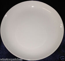 """ROSENTHAL CONTINENTAL CENTURY WHITE COUPE 5 1/2"""" BREAD BUTTER PLATE STUDIO LINE"""