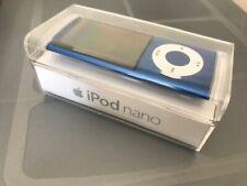 Apple iPod nano 5th Generation Blue 16GB - A1320 MC477QB/A BRAND NEW** RARE!!!