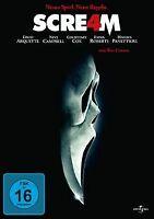 Scream 4 von Wes Craven | DVD | Zustand gut