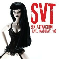 SVT -  Sex Attraction Live... Mabuhay, '80. New CD + sealed ** NEW **