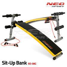 Sit-Up Bank Bauchtrainer Trainingsbank Rückentrainer Bauch Fitness SitUp NS-08G