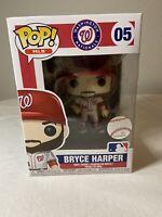 Funko Pop! MLB Bryce Harper #05 NIB