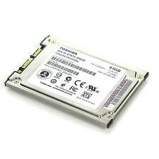 "Toshiba HG3 Series 1.8"" 64GB MLC uSATA 3Gbps SSD Solid State Drive THNSNC064GAMJ"