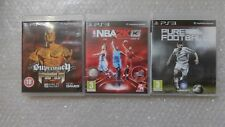 NBA 2K13 PS3 Game, Supremacy MMA PS3 Game and PURE Football PS3 Game for PS3