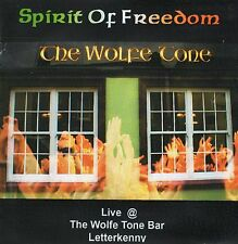 Spirit Of Freedom  Live At The Wolfe Tone Bar 2CD The Men Behind The Wire
