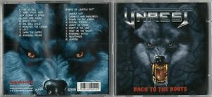 Unrest - Back To The Roots /Watch Out 2CD 2006 MASSACRE METAL