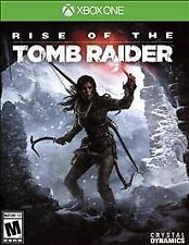 Rise of the Tomb Raider (Microsoft Xbox One, 2015) - BRAND NEW & FREE SHIPPING