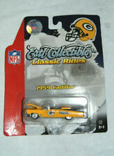 Ertl Collectibles NFL Green Bay Packers Classic Rides 1959 Cadillac see photos