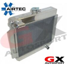 ATRADFO1/ST Airtec Ford Escort Mk1 Mk2 Radiator Kit Silver - Inc Fan