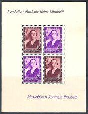 Belgium 1937 Eugene Ysaye mint MS797