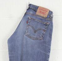 Vintage Levi's 529 89 Bootcut Fit Women's Blue Jeans W29 L32