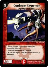 Duel Master Cutthroat Skyterror,DM-06,Stomp-a-Trons of Invincible Wrath