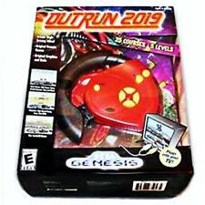 Outrun 2019 For Sega Genesis