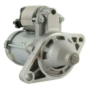 Gear Reduction Starter for Toyota Corolla 1.8L L4 2009 2010 2011 2012 88975514