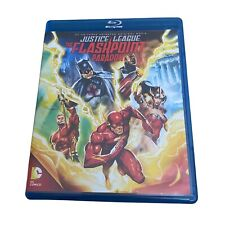 Justice League: The Flashpoint Paradox (Blu-ray Disc, 2013, 2-Disc Set)