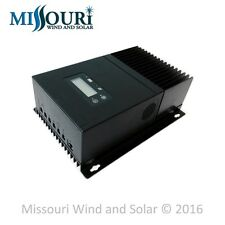 60 Amp MPPT Solar Charge Controller for solar panels photovoltaic 12/24/48 Volt