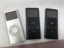 apple ipod nano 2nd Generation 2GB