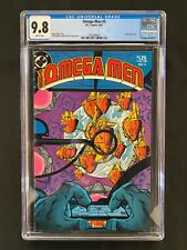 Omega Men #5 CGC 9.8 (1983) - Lobo app