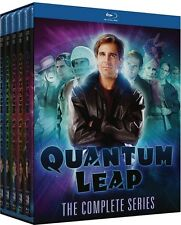 Quantum Leap: Complete Series - 18 DISC SET (2017, Blu-ray NEW)