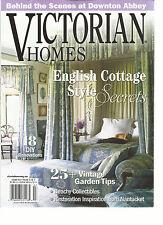 VICTORIAN HOMES, SUMMER, 2014  VOL. 33  NO. 2 ( ENGLISH COTTAGE STYLE SECRETS )
