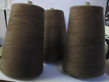 Serger Industrial Cotton Thread 1 Pound Spools