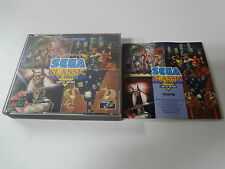 Sega Classic Arcade Collection No Spine Sega Mega-CD Japan