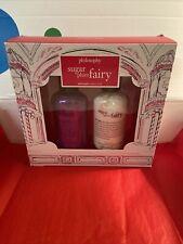 Philosophy Sugar Plum Fairly Gift Set Shampoo & Bubble Bath & Body New In Box