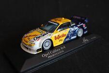 "Minichamps Opel Calibra 4X4 DTM 1995 1:43 #1 Klaus Ludwig (GER) ""Presentation"""