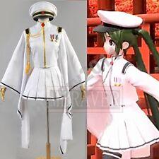 Vocaloid Hatsune Miku Senbonzakura Gumi Kimono Uniform Dress Cosplay Costume