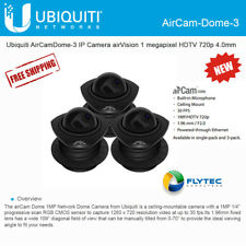 Ubiquiti AirCamDome-3 IP Camera airVision 1 megapixel HDTV 720p 4.0mm