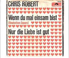 CHRIS ROBERTS - Wenn du mal einsam bist