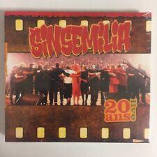 Sinsemilia 20 ans Live 2 cd neuf sous blister